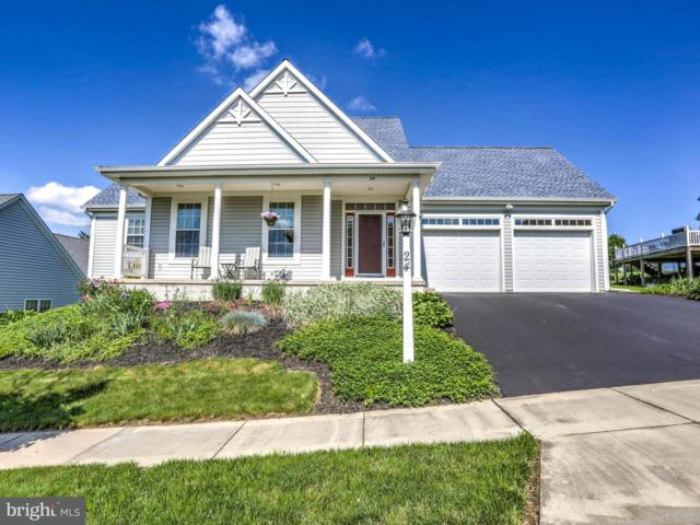 24 Breeze Way, LANCASTER, PA 17602 (#1001540170) :: The Heather Neidlinger Team With Berkshire Hathaway HomeServices Homesale Realty