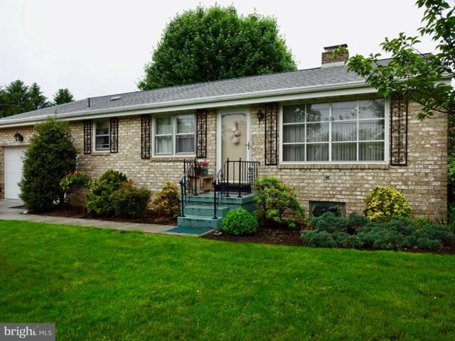 1022 High Street, HANOVER, PA 17331 (#1001546518) :: The Heather Neidlinger Team With Berkshire Hathaway HomeServices Homesale Realty