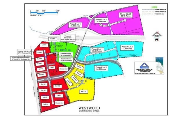 Lot A3 Westwood Drive, SALISBURY, MD 21801 (#1001560996) :: The Licata Group/Keller Williams Realty