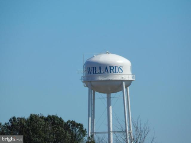 0 Old Ocean City Road, WILLARDS, MD 21874 (#1001562606) :: LoCoMusings