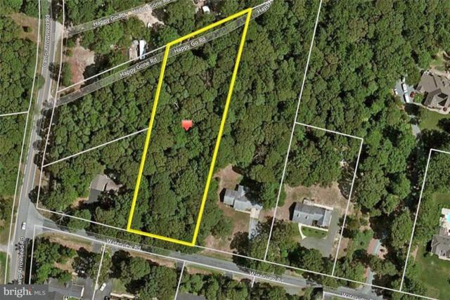 Lot 3 Waterview Road, LEWES, DE 19958 (#1001567898) :: RE/MAX Coast and Country