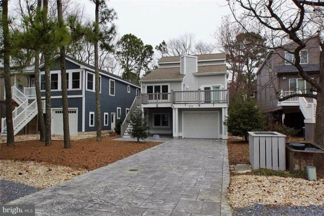 211 Maplewood Street, BETHANY BEACH, DE 19930 (#1001572096) :: Barrows and Associates