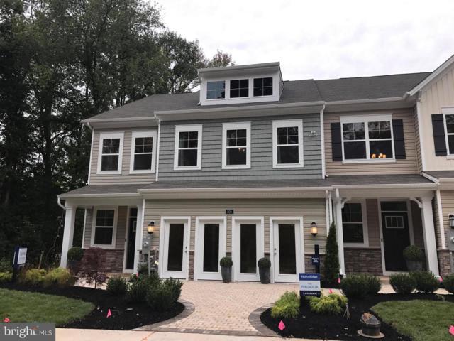7718 Woodvale Drive, GLEN BURNIE, MD 21060 (#1001579922) :: Blackwell Real Estate