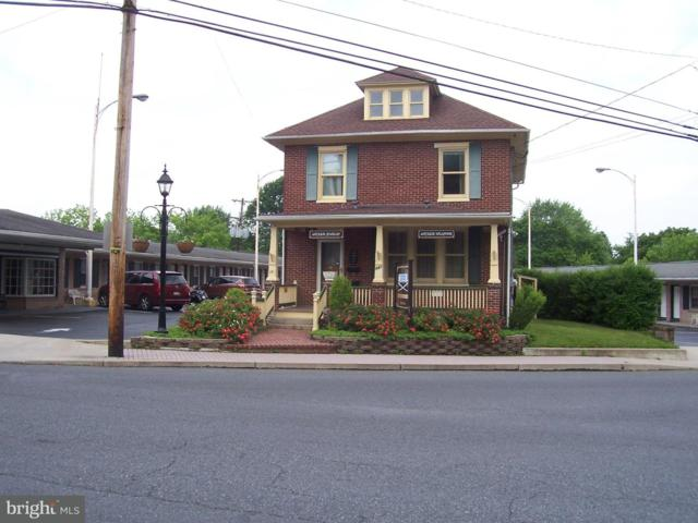 141 Steinwehr Avenue, GETTYSBURG, PA 17325 (#1001718308) :: Benchmark Real Estate Team of KW Keystone Realty