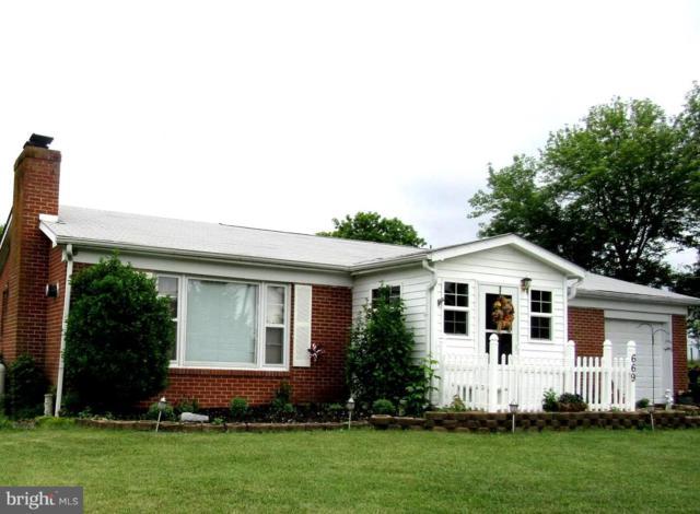 669 Salem Church Road, STEPHENS CITY, VA 22655 (#1001744392) :: Colgan Real Estate