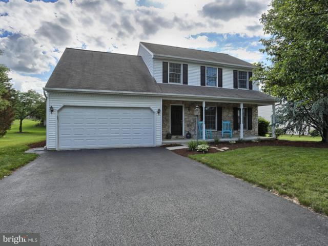 1418 E Maple Street, PALMYRA, PA 17078 (#1001765228) :: The Craig Hartranft Team, Berkshire Hathaway Homesale Realty