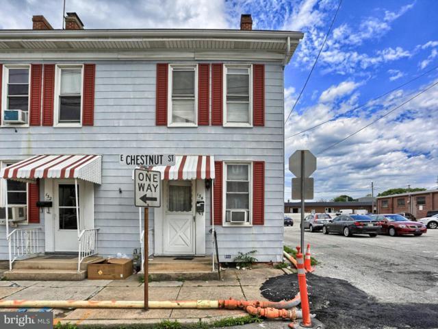 134 Chestnut Street, HANOVER, PA 17331 (#1001767748) :: The Joy Daniels Real Estate Group