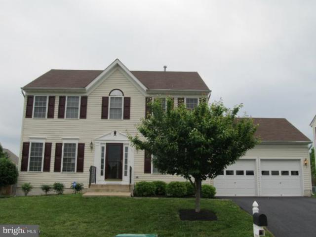 11 Morningmist Drive, FREDERICKSBURG, VA 22406 (#1001784648) :: Colgan Real Estate