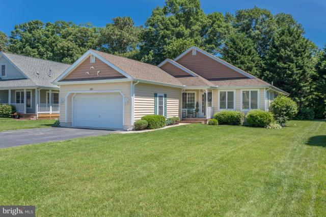 191 Lakeside Drive, LEWES, DE 19958 (#1001799206) :: The Windrow Group
