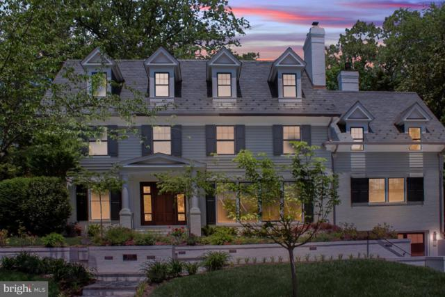 5205 Lawn Way, CHEVY CHASE, MD 20815 (#1001804816) :: AJ Team Realty
