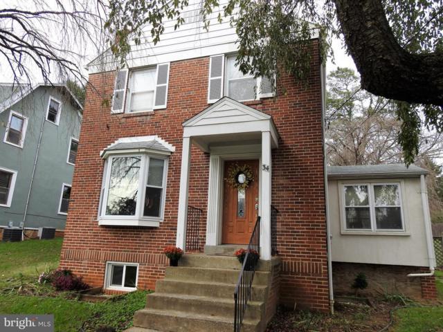 34 Fairview Avenue, FRONT ROYAL, VA 22630 (#1001817858) :: Colgan Real Estate