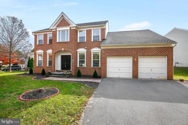 8304 Stedmall Terrace, GAITHERSBURG, MD 20886 (#1001827822) :: The Gus Anthony Team