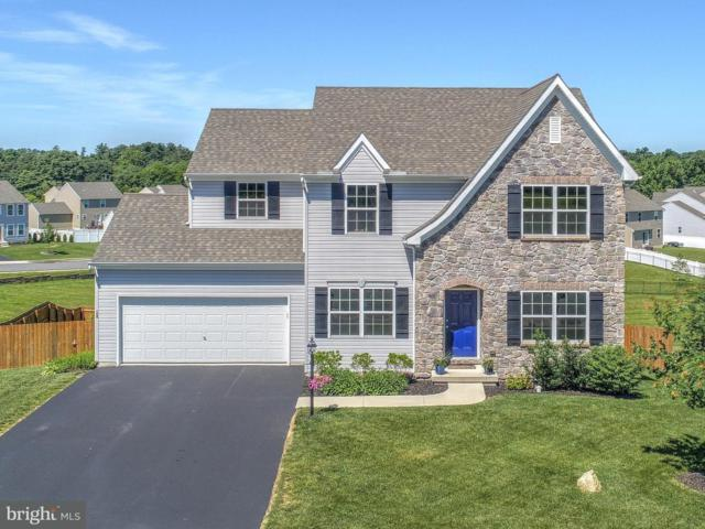 105 Spring Meadows Road, MANCHESTER, PA 17345 (#1001865088) :: The Joy Daniels Real Estate Group
