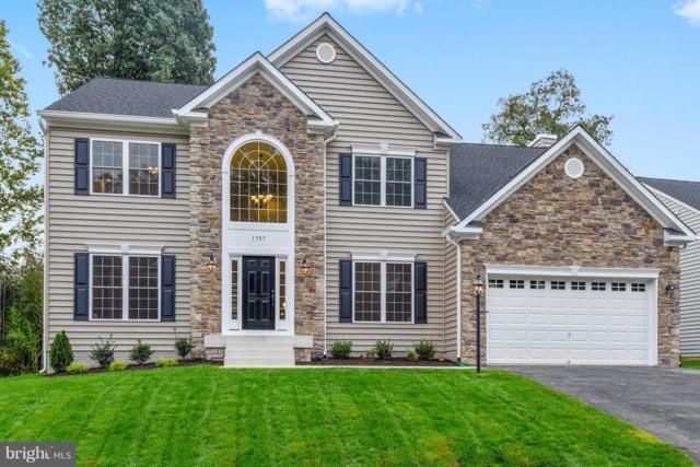 1707 Trents Way, ANNAPOLIS, MD 21409 (#1001871206) :: Colgan Real Estate