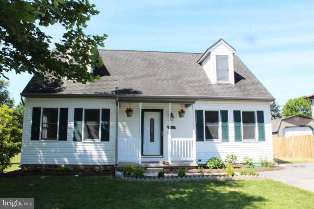 211 Bluebird Drive, STEPHENS CITY, VA 22655 (#1001889522) :: Great Falls Great Homes