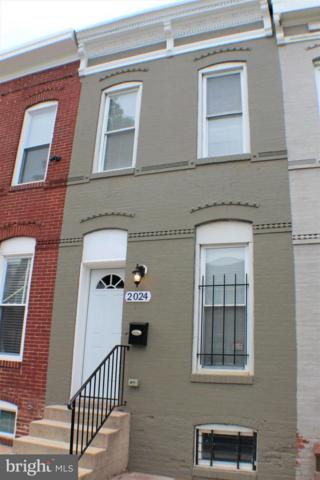 2024 Jefferson Street, BALTIMORE, MD 21205 (#1001898968) :: Colgan Real Estate