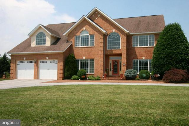 6806 Wittenburg Drive, FREDERICK, MD 21702 (#1001901976) :: Colgan Real Estate
