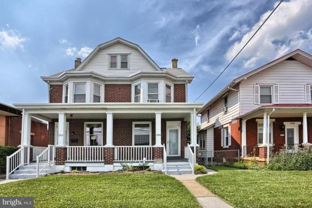 2904 Herr St, HARRISBURG, PA 17103 (#1001902210) :: The Heather Neidlinger Team With Berkshire Hathaway HomeServices Homesale Realty