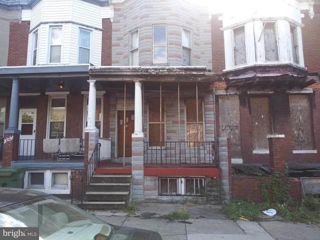 2029 Robb Street, BALTIMORE, MD 21218 (#1001916646) :: Gail Nyman Group