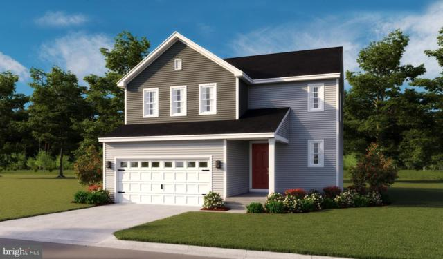 Wayland Manor Drive - Coral, CULPEPER, VA 22701 (#1001922614) :: ExecuHome Realty