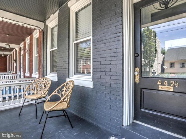 442-1/2 E Orange Street, LANCASTER, PA 17602 (#1001923580) :: Benchmark Real Estate Team of KW Keystone Realty