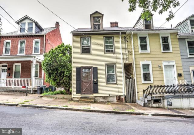 657 Fremont Street, LANCASTER, PA 17603 (#1001939706) :: The Craig Hartranft Team, Berkshire Hathaway Homesale Realty