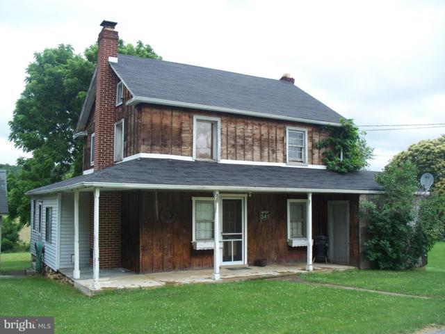 341 Saint Bartholomew Road, HANOVER, PA 17331 (#1001955348) :: Benchmark Real Estate Team of KW Keystone Realty
