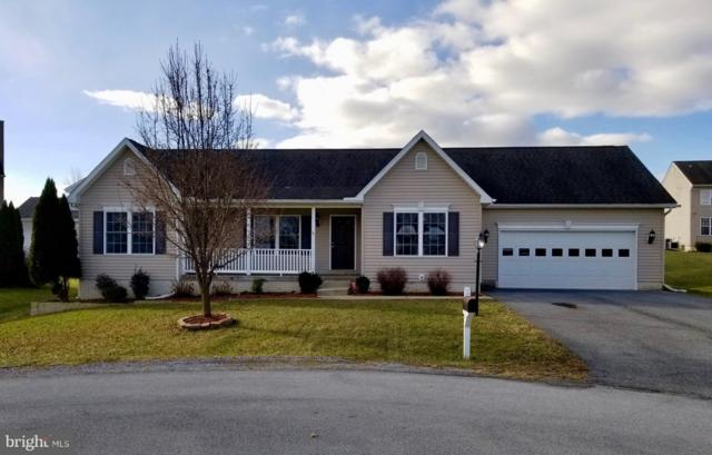 128 Isadore Lane, MARTINSBURG, WV 25404 (#1001974216) :: ExecuHome Realty