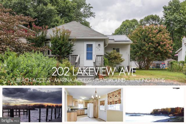 202 Lakeview Avenue, EDGEWATER, MD 21037 (#1001974832) :: Remax Preferred | Scott Kompa Group