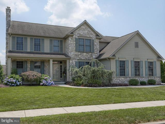 3707 Falkstone Drive, MECHANICSBURG, PA 17050 (#1001980222) :: Benchmark Real Estate Team of KW Keystone Realty
