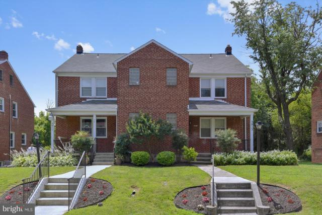 3811 Labyrinth Road, BALTIMORE, MD 21215 (#1001987664) :: The Miller Team