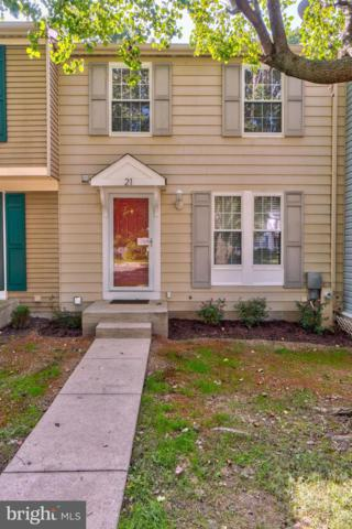 21 Dallington Court, PERRY HALL, MD 21128 (#1002004326) :: Labrador Real Estate Team