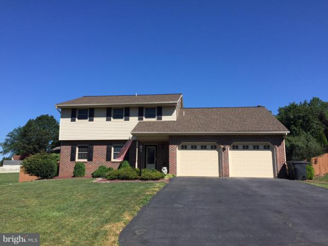 414 S Cope Hill Drive, MANHEIM, PA 17545 (#1002057348) :: The Craig Hartranft Team, Berkshire Hathaway Homesale Realty