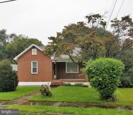 417 Brookline Avenue, HAGERSTOWN, MD 21740 (#1002063210) :: Colgan Real Estate