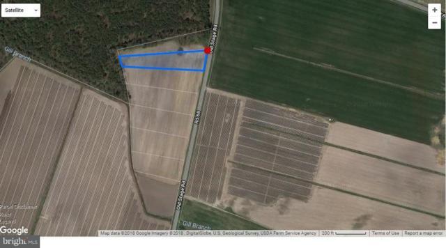 Lot 2 Old Stage Road, DELMAR, DE 19940 (#1002084350) :: RE/MAX Coast and Country