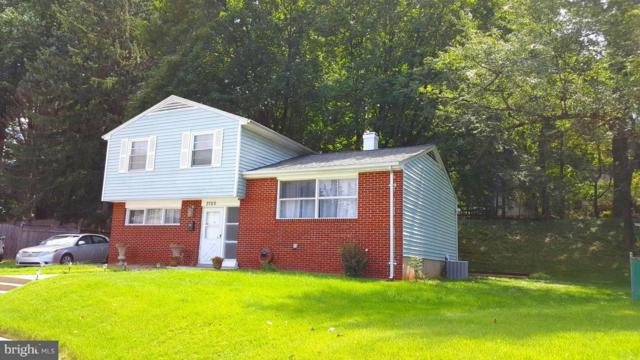 3700 Crossleigh Court, RANDALLSTOWN, MD 21133 (#1002093790) :: Remax Preferred | Scott Kompa Group