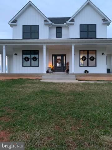 Lot 75 Lands End Drive, ORANGE, VA 22960 (#1002101044) :: SP Home Team