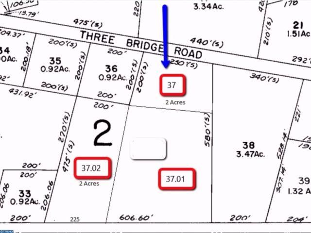 0 Three Bridge Road, ELMER, NJ 08318 (#1002114550) :: Premier Property Group