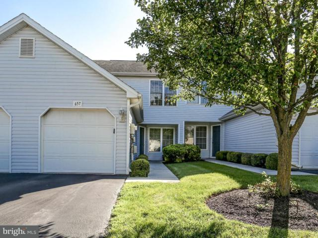 657 Mallard Drive, ETTERS, PA 17319 (#1002147980) :: The Heather Neidlinger Team With Berkshire Hathaway HomeServices Homesale Realty