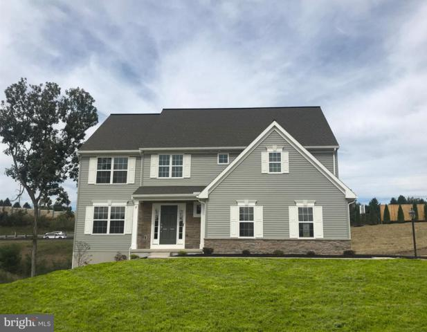 8 Rycroft Road, MECHANICSBURG, PA 17050 (#1002172856) :: Benchmark Real Estate Team of KW Keystone Realty