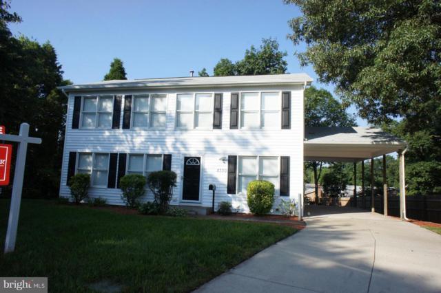 8330 Highland Street, MANASSAS, VA 20110 (#1002200288) :: The Miller Team