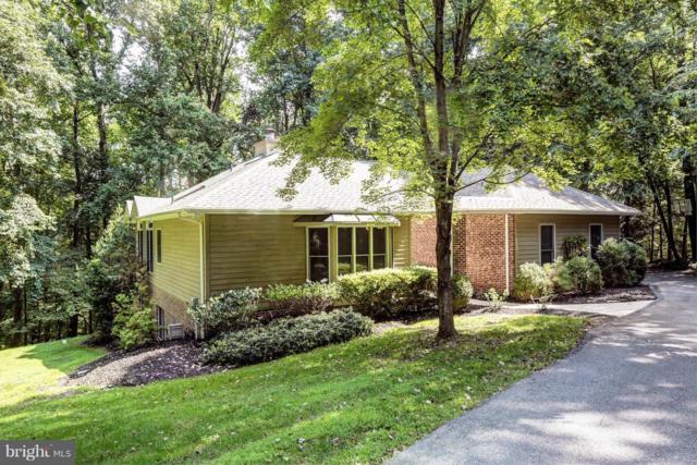 1215 Shady Creek Road, MARRIOTTSVILLE, MD 21104 (#1002225356) :: Colgan Real Estate