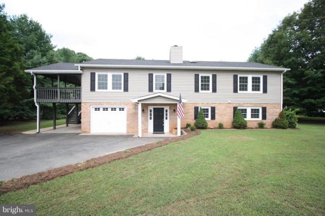 156 Scarlet Ohara Court, BUMPASS, VA 23024 (#1002227334) :: Colgan Real Estate