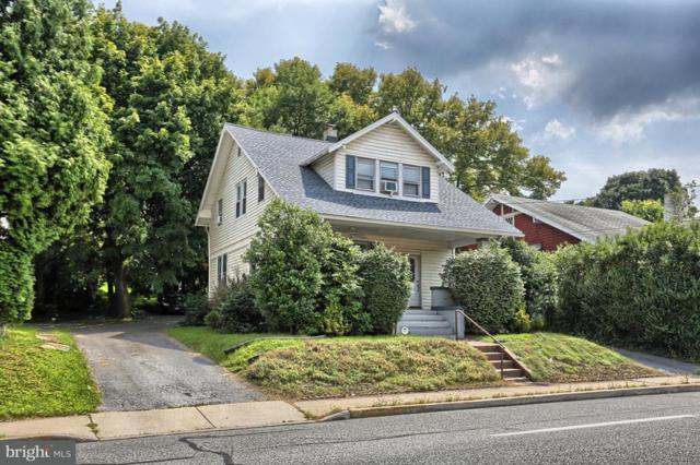 2305 Walnut Street, HARRISBURG, PA 17103 (#1002229242) :: Benchmark Real Estate Team of KW Keystone Realty