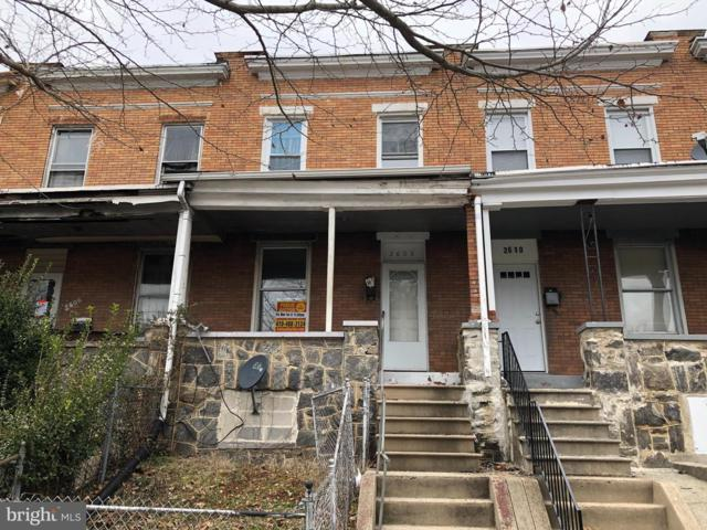 2608 Aisquith Street, BALTIMORE, MD 21218 (#1002254022) :: Eng Garcia Grant & Co.