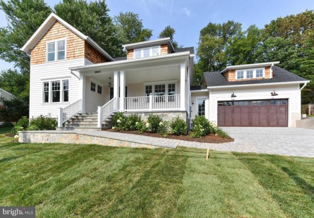 2843 Rochester Street N, ARLINGTON, VA 22213 (#1002254692) :: Great Falls Great Homes