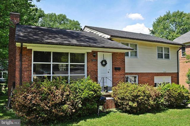 5408 27TH Road N, ARLINGTON, VA 22207 (#1002255166) :: Arlington Realty, Inc.
