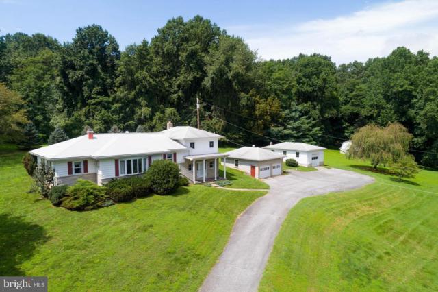 14850 Sabillasville Road, THURMONT, MD 21788 (#1002261602) :: Colgan Real Estate