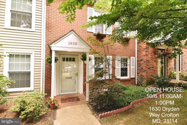 1630 Dryden Way, CROFTON, MD 21114 (#1002264130) :: Great Falls Great Homes