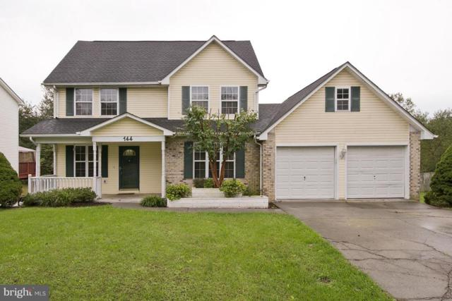 144 Morning Glory Drive, WINCHESTER, VA 22602 (#1002264776) :: Remax Preferred | Scott Kompa Group